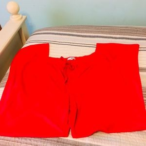Sonoma sleepwear bottoms - large